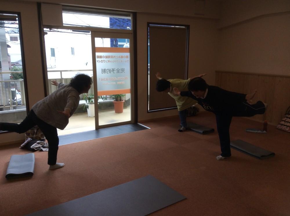 ハイキング・トレッキングする人の為の筋トレ教室!!
