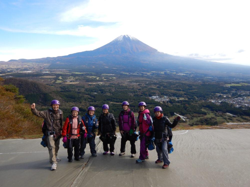 10/30(火)~11/1(木) チャレンジ!!富士山麓でパラグライダー