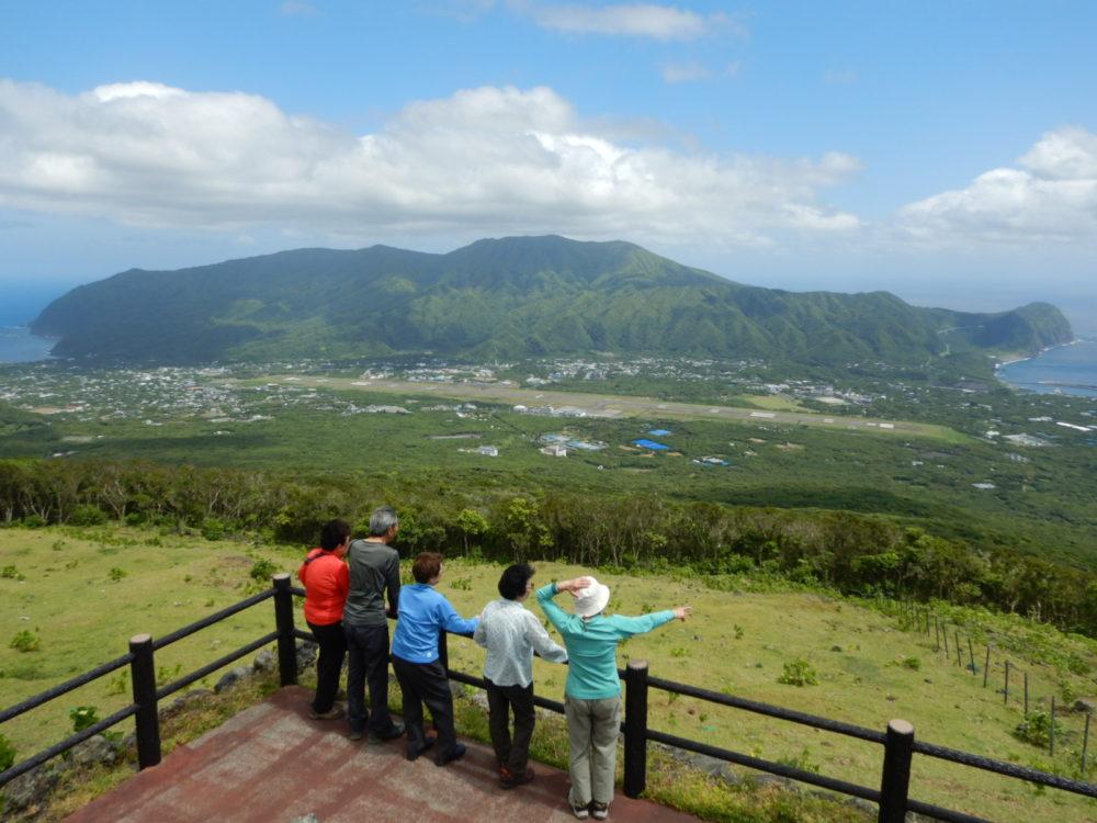 5/28(火)~31(金) 伊豆諸島 八丈島 八丈富士と三原山ハイキング