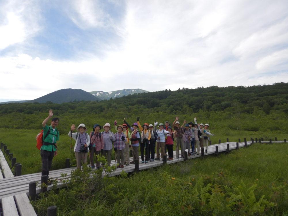 7/2(火)~5(金) JR利用 花いっぱい 夏の東北 栗駒山と鳥海山麓 花歩き