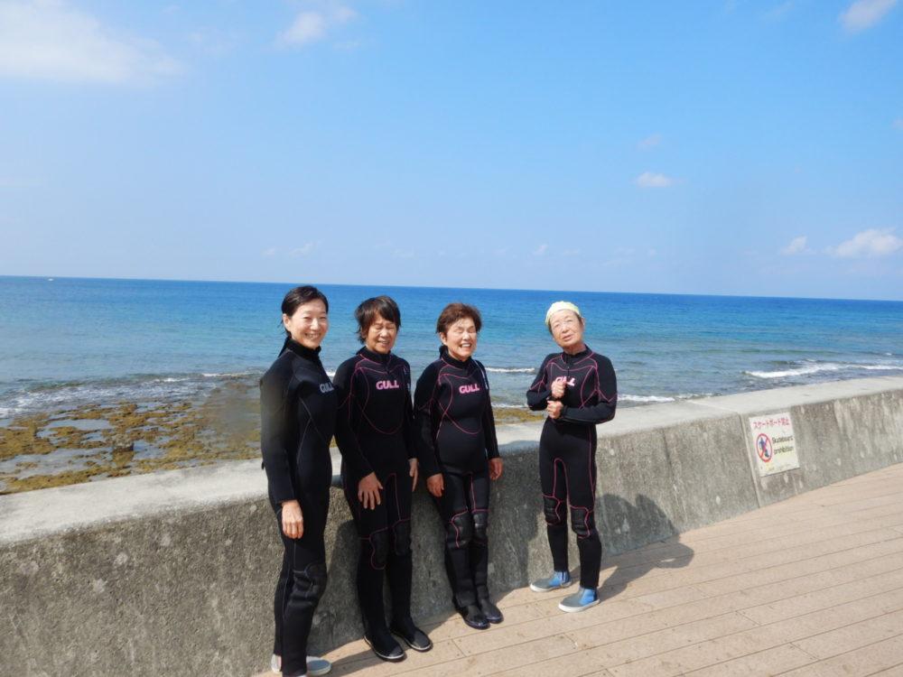 10/7(月)~9(水) チャレンジ!! 沖縄で体験ダイビング