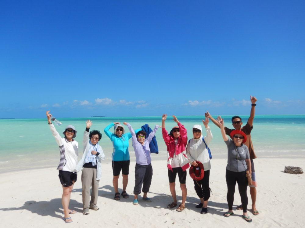 太平洋の楽園 ロックアイランドリゾート パラオ 6日間